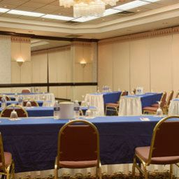 Conference room Ramada Conference Center East Hanover/Parsippany Fotos