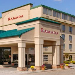 Exterior view Ramada Conference Center East Hanover/Parsippany Fotos