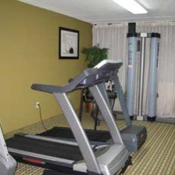 Wellness/fitness area Ramada Rochelle Park/Paramus Area Fotos