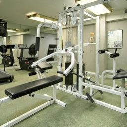Wellness/fitness area Ramada Plaza Hotel The Inn on Bourbon Fotos