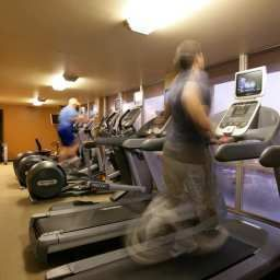 Wellness/Fitness DoubleTree by Hilton Dallas - Market Center Fotos