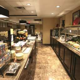 Restaurant DoubleTree by Hilton Dallas - Market Center Fotos