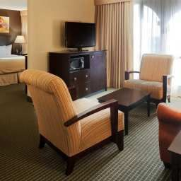Suite DoubleTree by Hilton Dallas - Market Center Fotos