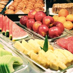 Buffet NH Frankfurt City Fotos