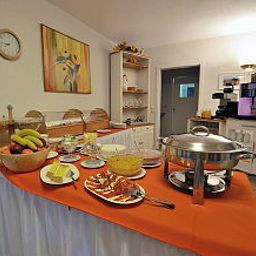 Buffet Goethe Fotos