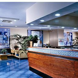 Reception Best Western Mediterraneo Fotos