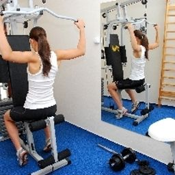 Fitness room Best Western Orion Fotos