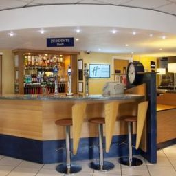 Bar JCT.12 Holiday Inn Express GLOUCESTER - SOUTH M5 Fotos