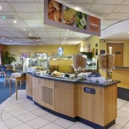 Restaurant JCT.12 Holiday Inn Express GLOUCESTER - SOUTH M5 Fotos