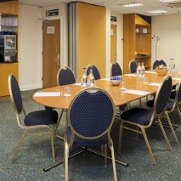 Sala de reuniones DOCKLANDS Holiday Inn Express LONDON-ROYAL DOCKS Fotos