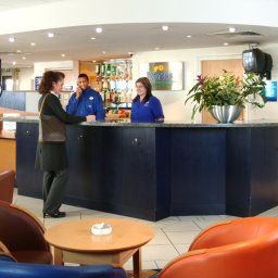 Hala Holiday Inn Express SOUTHAMPTON - WEST Fotos