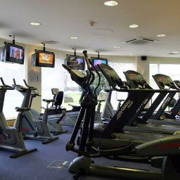 Wellness/fitness area JCT.4 Holiday Inn LONDON - HEATHROW M4 Fotos