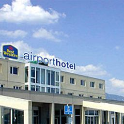Exterior view Airport Best Western Fotos