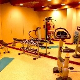 Fitness room Eurostars Gran Madrid Fotos