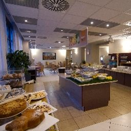Buffet Holiday Inn Express ROME - SAN GIOVANNI Fotos
