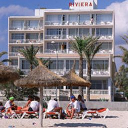 Exterior view Riviera Playa Fotos