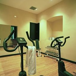 Sala fitness AC Hotel Palacio de Santa Paula Autograph Collection Fotos