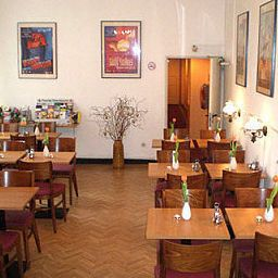 Breakfast room City Pension Fotos