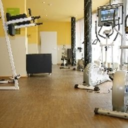 Fitness room HSH Hotel Apartments Mitte Fotos