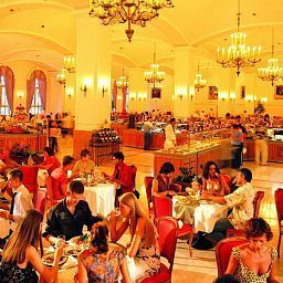 Breakfast room within restaurant WOW Kremlin Palace Fotos