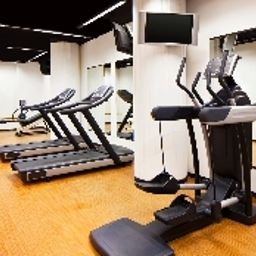 Fitness room Four Points by Sheraton Milan Center Fotos