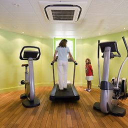 Wellness/Fitness Royal Emeraude Dinard - MGallery Collection Fotos