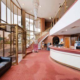 Hall Quality Hotel Melbourne Airport Fotos