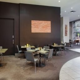 Restaurante Holiday Inn MELBOURNE ON FLINDERS Fotos