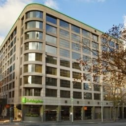 Vista exterior Holiday Inn MELBOURNE ON FLINDERS Fotos
