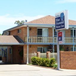 BEST WESTERN Blue Diamond Motor Inn Dubbo