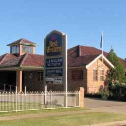 BEST WESTERN PLUS All Settlers Motor Inn Tamworth 