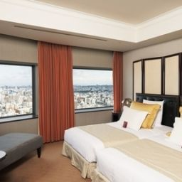 Suite Crowne Plaza ANA GRAND COURT NAGOYA Fotos