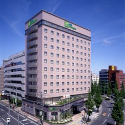 Exterior view Holiday Inn ANA SENDAI Fotos