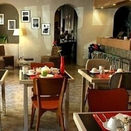 Breakfast room Edmond Rostand Logis Fotos