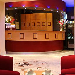 Reception Best Western Victoria Palace Annexe Rooms Fotos