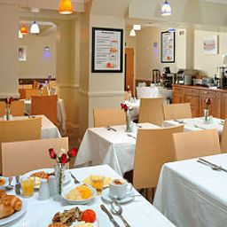 Breakfast room Best Western Victoria Palace Annexe Rooms Fotos