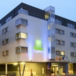 Vue extérieure Holiday Inn Express MECHELEN CITY CENTRE Fotos
