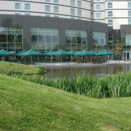 Exterior view Crowne Plaza BRUSSELS AIRPORT Fotos