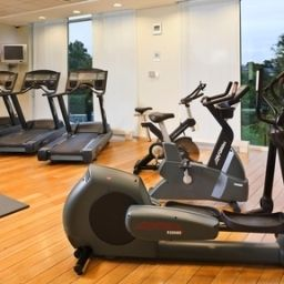 Wellness/fitness area Crowne Plaza BRUSSELS AIRPORT Fotos