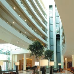 Hall Crowne Plaza BRUSSELS AIRPORT Fotos