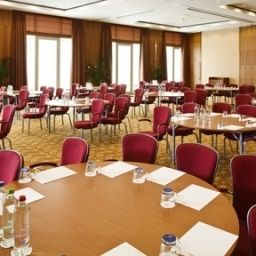 Conference room Crowne Plaza BRUSSELS AIRPORT Fotos