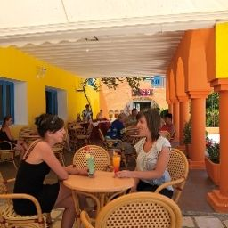 Terrasse Caribbean World Gammarth Fotos