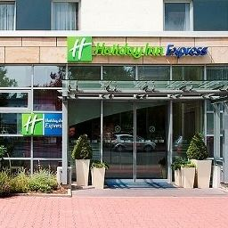 Exterior view Holiday Inn Express FRANKFURT - MESSE Fotos