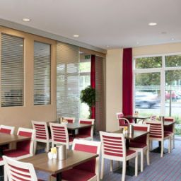 Restaurant Holiday Inn Express FRANKFURT - MESSE Fotos