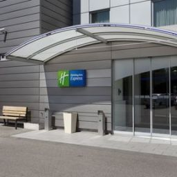 Vista exterior Holiday Inn Express GENEVA AIRPORT Fotos