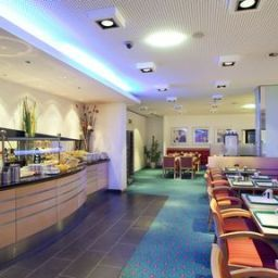 Restaurante Holiday Inn Express GENEVA AIRPORT Fotos