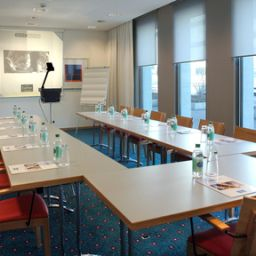 Sala de reuniones Holiday Inn Express GENEVA AIRPORT Fotos