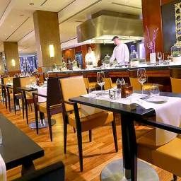 Restaurant Marriott Hotel Berlin Fotos