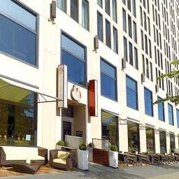 Terrace Marriott Hotel Berlin Fotos
