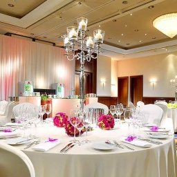 Banqueting hall Marriott Hotel Berlin Fotos